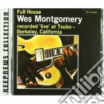 FULL HOUSE (RKC) cd musicale di Wes Montgomery