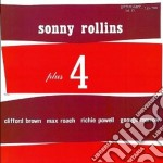PLUS FOUR (RVG REMASTERS) cd musicale di Sonny Rollins