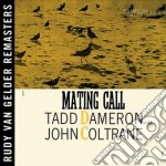 MATING CALL cd musicale di DAMERON/COLTRANE