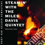 Miles Davis - Steamin cd musicale di Miles Davis