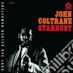STARDUST (RVG) cd musicale di John Coltrane