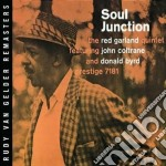 SOUL JUNCTION (RVG) cd musicale di Red Garland
