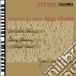EVERYBODY DIGS BILL EVANS cd musicale di Bill Evans