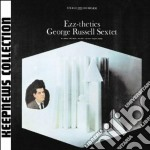 EZZ-THETICS cd musicale di George Russell