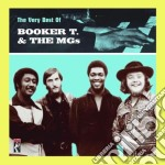 Very best of cd musicale di Booker t & the mg's