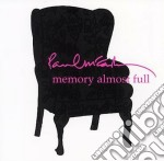 Memory Almost Full cd musicale di Paul Mccartney