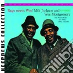 BAGS MEETS WES cd musicale di JACKSON/MONTGOMERY