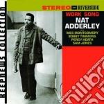 WORK SONG cd musicale di Nat Adderley