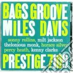 BAG'S GROOVE cd musicale di Miles Davis