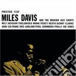 MILES DAVIS & THE MODERN cd musicale di Miles Davis