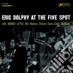 AT THE 5 SPOT VOLUME 1 cd musicale di Eric Dolphy