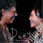 DUET cd musicale di COREA/HIROMI
