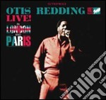 Otis Redding - Live In London And Paris cd musicale di Otis Redding