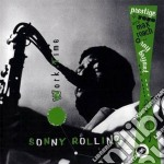WORKTIME cd musicale di Sonny Rollins