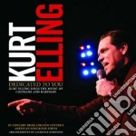 DEDICATED TO YOU                          cd musicale di Kurt Elling