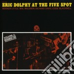 AT THE FIVE SPOT - VOL. 2 - RVG REM.      cd musicale di Dolphy/little