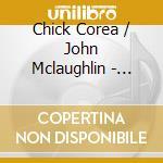 FIVE PIECE BAND cd musicale di MCLAUGHLIN JOHN-CHICK COREA