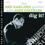 DIG IT! - RVG REM.                        cd musicale di Red Garland