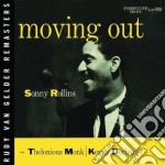 MOVING OUT - RVG REM.                     cd musicale di Sonny Rollins