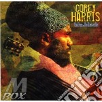 BLU.BLACK                                 cd musicale di Corey Harris