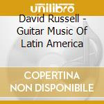 Sonidos latinos cd musicale di David Russel