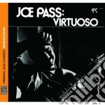 VIRTUOSO                                  cd musicale di Joe Pass