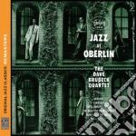 JAZZ AT OBERLIN                           cd musicale di Dave Brubeck