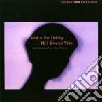 WALTZ FOR DEBBY                           cd musicale di EVANS BILL TRIO