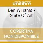 State of art cd musicale di Ben Williams