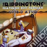 Cote d'azur cd musicale di Rus The rippingtons