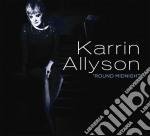 'round midnight cd musicale di Allyson Karrin