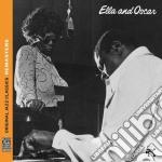 Ella and oscar cd musicale di Ella Fitzgerald
