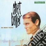 In new york cd musicale di Chet Baker