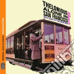 Thelonious alone in san fr cd musicale di Thelonious Monk