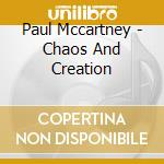 Chaos and creation in the cd musicale di Paul Mccartney
