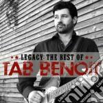 The best of tab benoit cd musicale di Tab Benoit