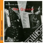 The quintet: jazz at masse cd musicale di Parker/gillespie/pow