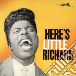 Here's little richard cd musicale di Little Richard