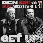 Get up! cd musicale di Ben/musselwhi Harper