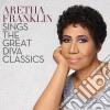 (LP VINILE) Aretha franklin sings the great diva cla