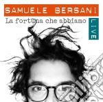 La Fortuna Che Abbiamo - Live (2 Cd + DVD) cd