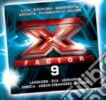 X Factor 9 Compilation cd