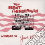 (LP VINILE) The beat generation according to jack ke lp vinile di Jack Kerouac