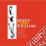 (LP VINILE) Here's larry williams lp vinile di Larry Williams
