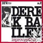 (LP VINILE) Improvisation lp vinile di Derek Bailey