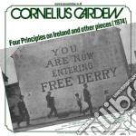 (LP VINILE) Nova musicha n.6: four principles on ire lp vinile di Cornelius Cardew