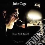 (LP VINILE) Empty words part iii lp vinile di John Cage