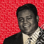 (LP VINILE) This is fats domino lp vinile di Fats Domino