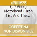 (LP VINILE) IRON FIST AND THE HORDES OF HELL          lp vinile di MOTORHEAD