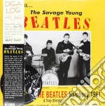 (LP VINILE) THIS IS... THE SAVAGE YOUNG BEATLES       lp vinile di BEATLES